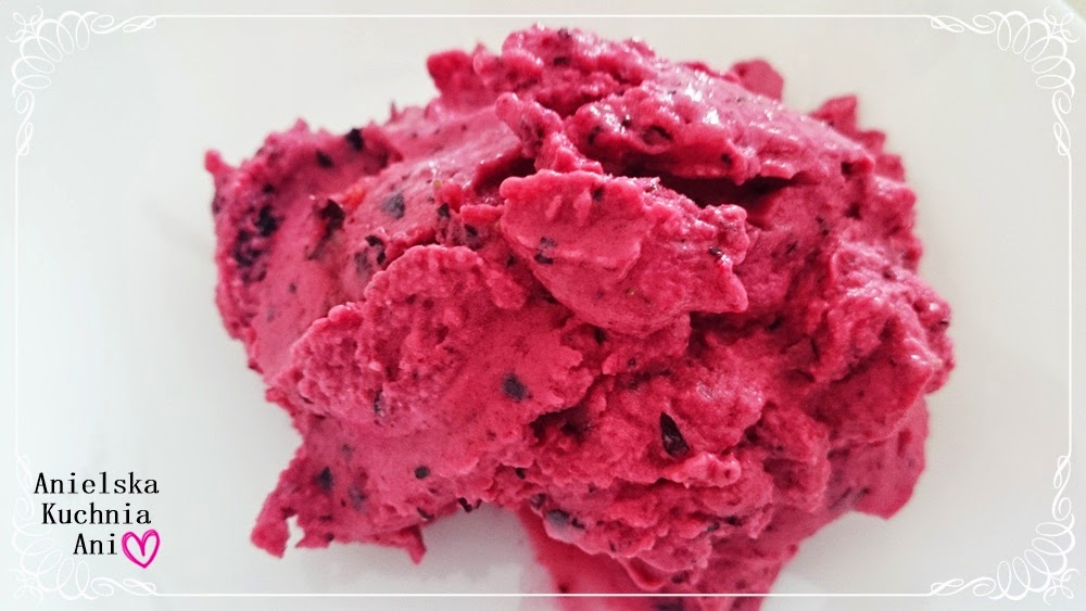 Dietetyczne lody owocowe