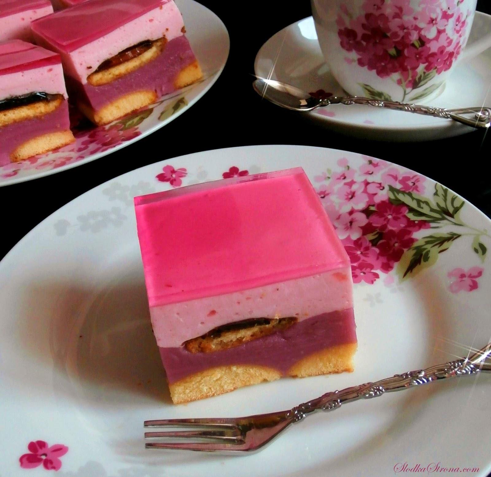 "Ciasto ""Fiona"" – bez pieczenia"