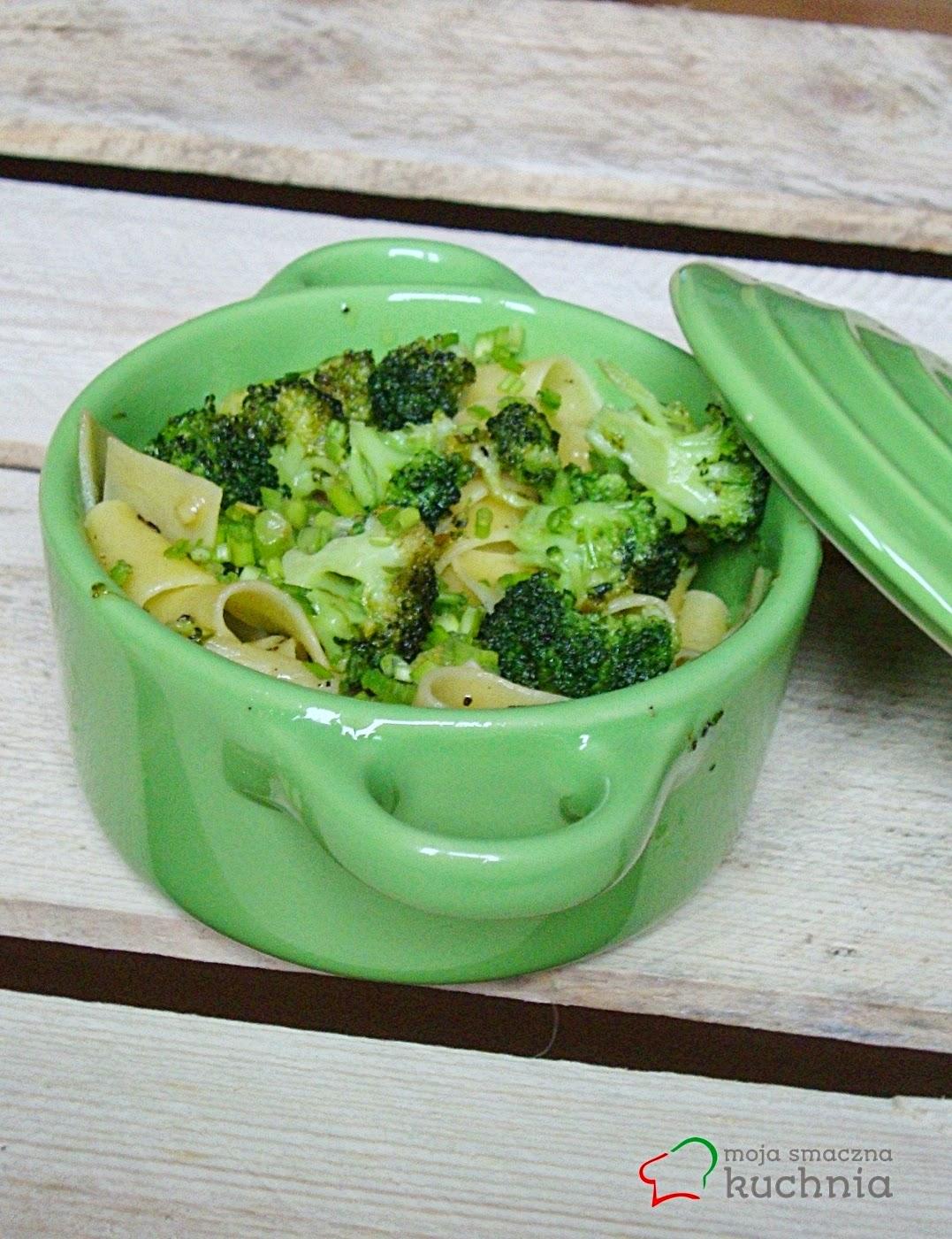 Makaronowo i brokułowo!