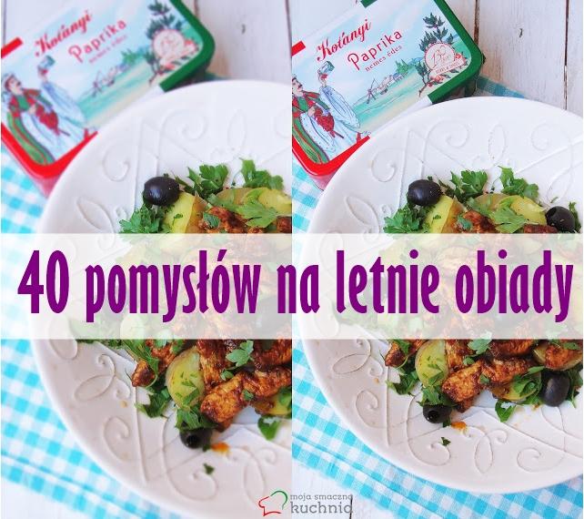 Obiady na lato