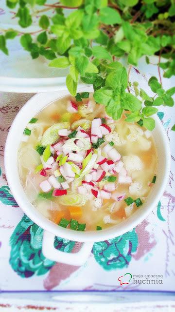 Zupa na lato