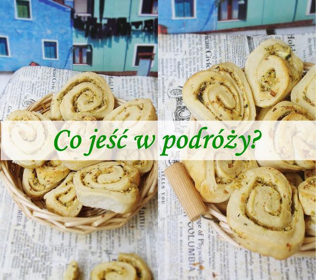 DomPelenPomyslow.pl Co jeść w podróży?