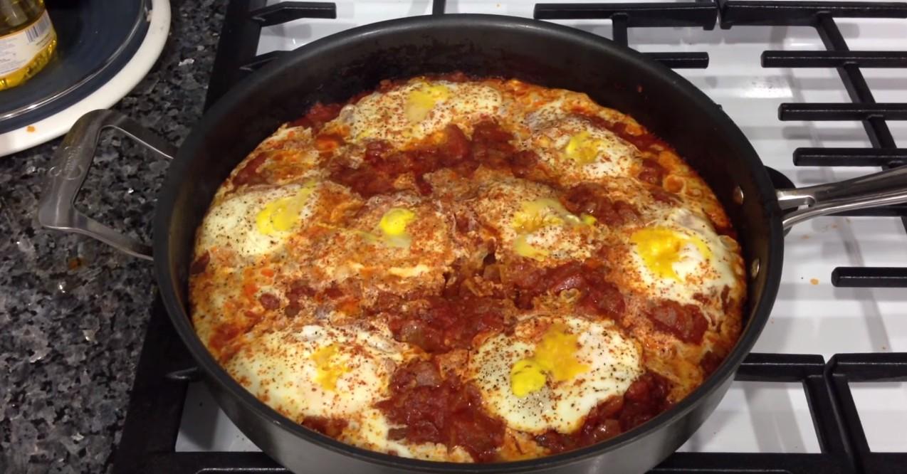 Idealny pomysł na sobotnie śniadanie