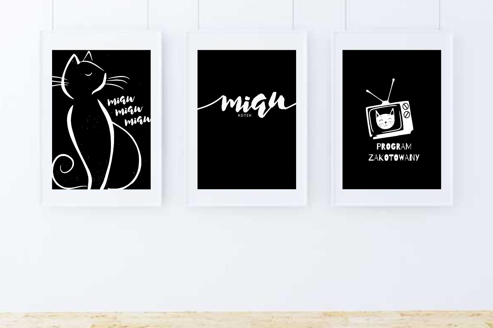 Kocie Plakaty Do Pobrania Za Darmo Dompelenpomyslowpl