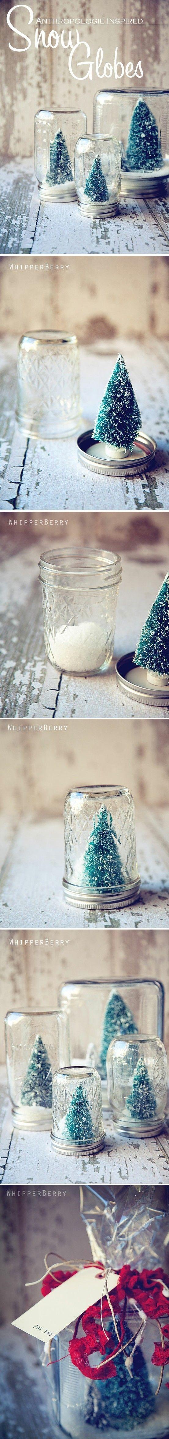 Jak zrobić śniegową kulę