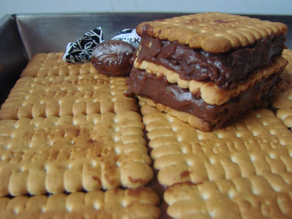 Kukułka – ciasto bez pieczenia