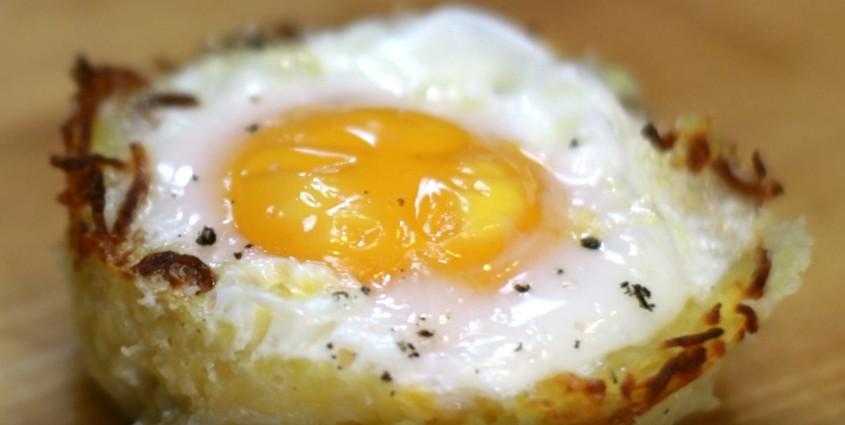 Wzięła jajka i zrobiła z nich genialną przekąskę