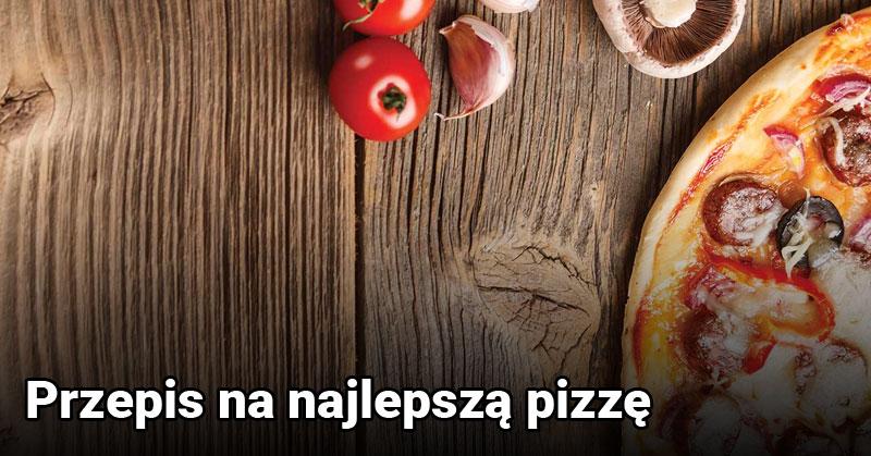 Najlepsza pizza według DomPelenPomyslow
