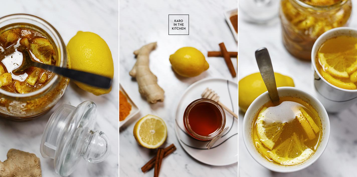 Cytryna w miodzie gryczanym. Lekarstwo ze słoika. Zdrowe z natury!