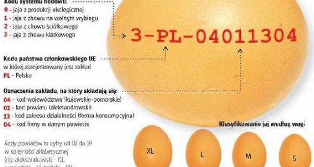 Uważajcie na ekologiczne jajka, które mogą zawierać toksyny!
