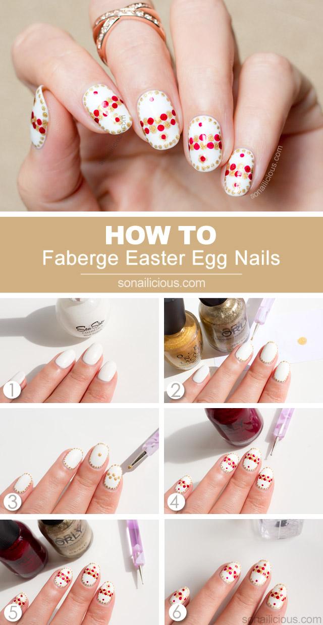 5 pomysłów na fajne paznokcie