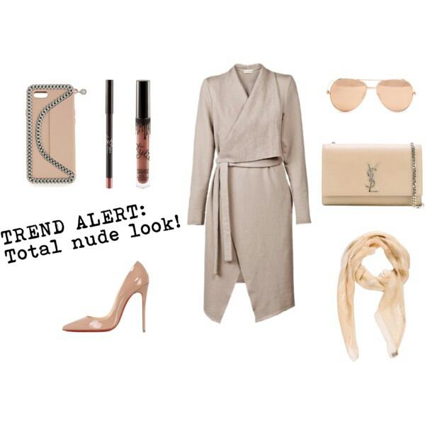 TREND ALERT: Total nude look! Ubierz się zgodnie z trendami!