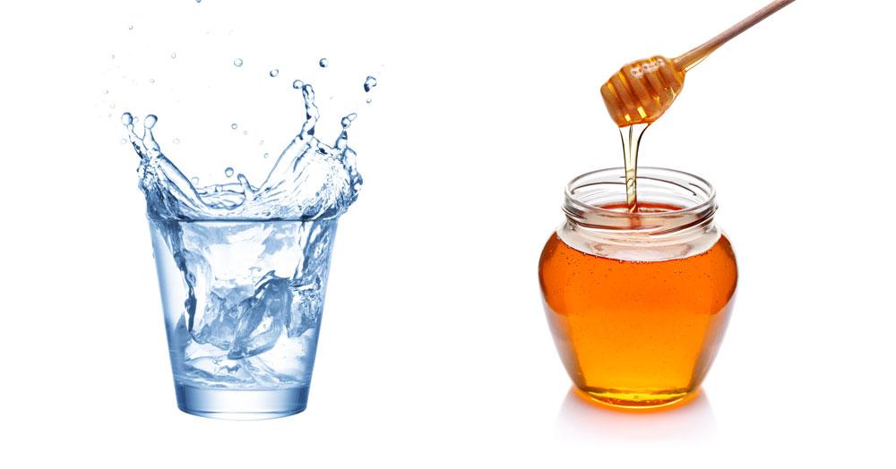 Dlaczego warto z rana pić wodę z miodem?