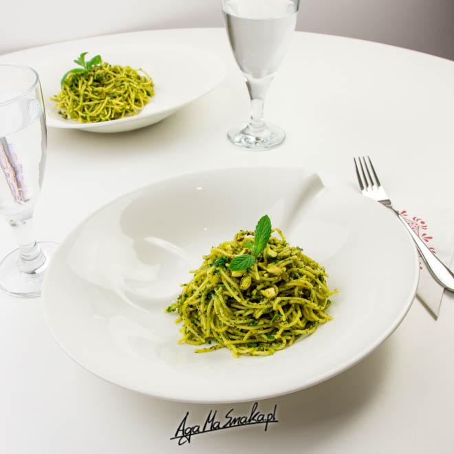 Spaghetti gotowe w 15 minut! Pyszne, zdrowe, lekkie i idealne na lato.
