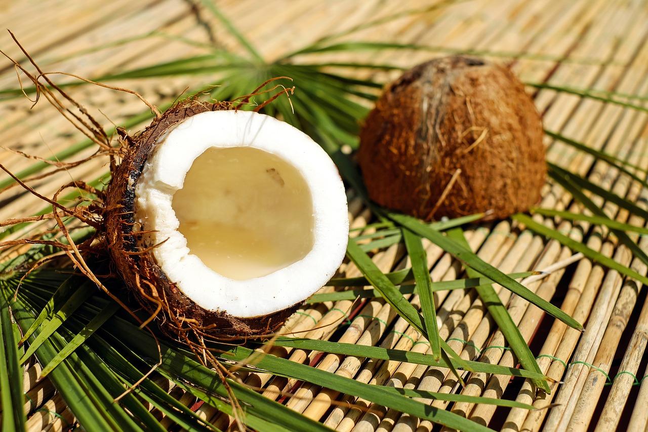 Olejek kokosowy na wszystko