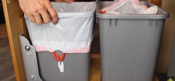 Nie lubisz wynosić śmieci? Wypróbuj ten trik!