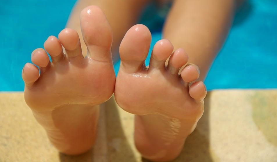 Skuteczny sposób na odciski na stopach