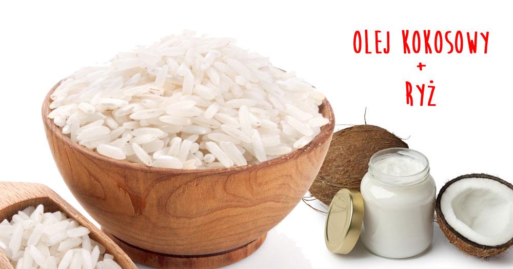 Ugotuj ryż z olejem kokosowym, a przyswoisz o połowę mniej kalorii i spalisz tłuszcz!