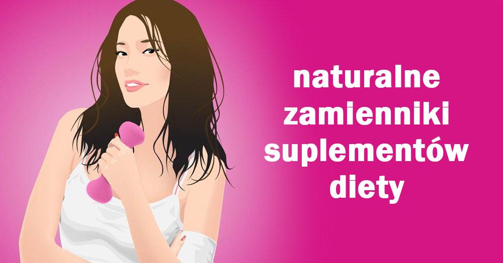 DomPelenPomyslow.pl 6 produktów ułatwiających odchudzanie, które zastąpią drogie suplementy diety