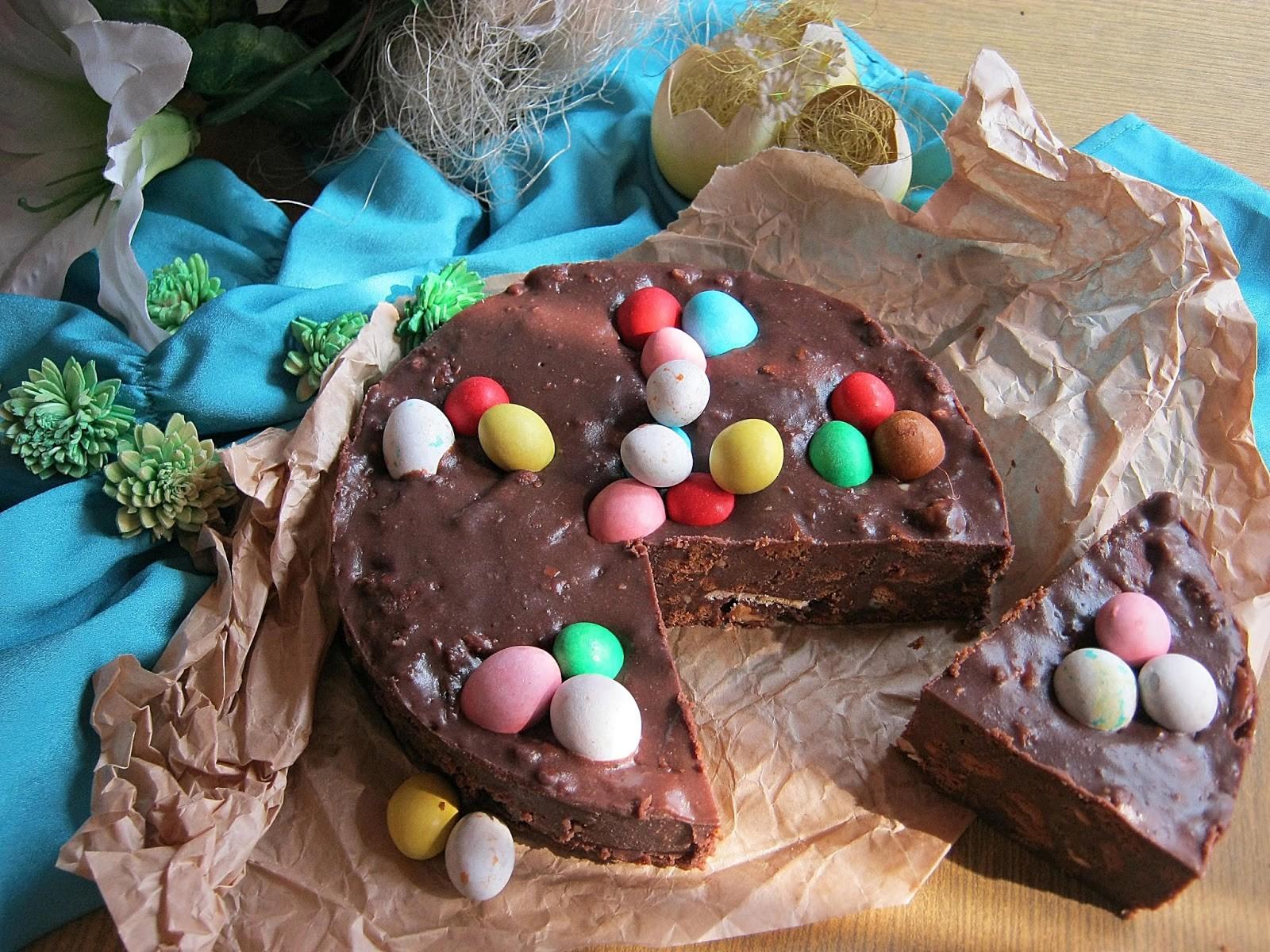 Blok czekoladowy studencki