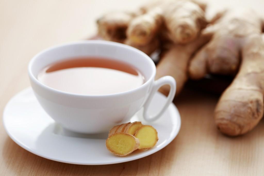 DomPelenPomyslow.pl Herbata imbirowa - wspomaga odchudzanie, chroni przed nowotworami i oczyszcza organizm!