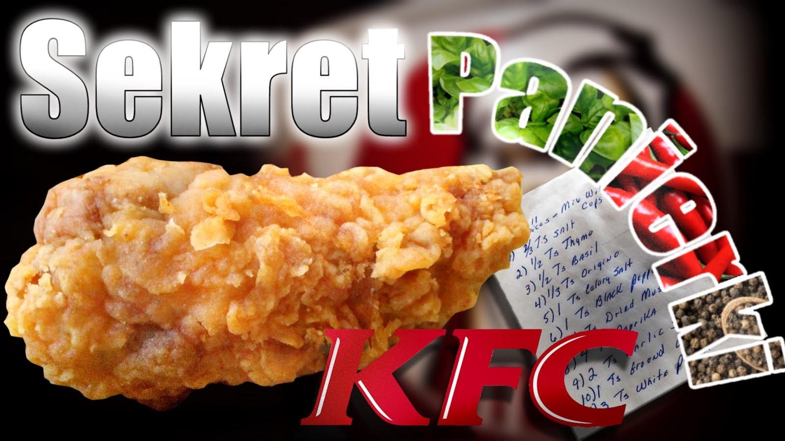 Sekret panierki KFC. Zobaczcie jak ją zrobić!