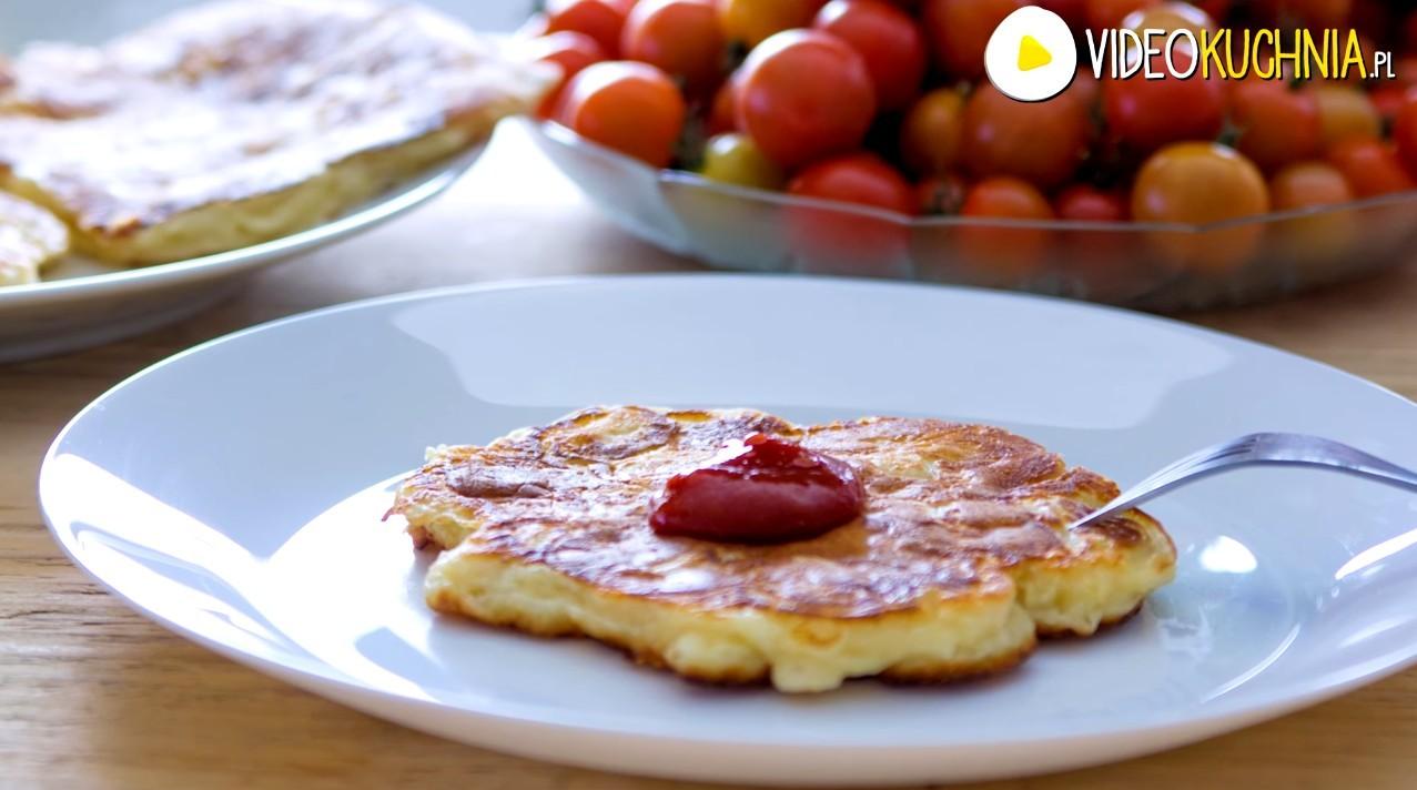Pancakes jakich nie jedliście. Z makaronem oraz serem!