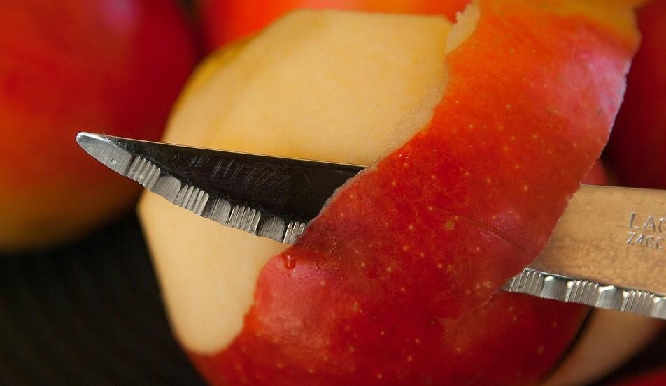 Jak szybko obrać jabłka na świąteczne wypieki!