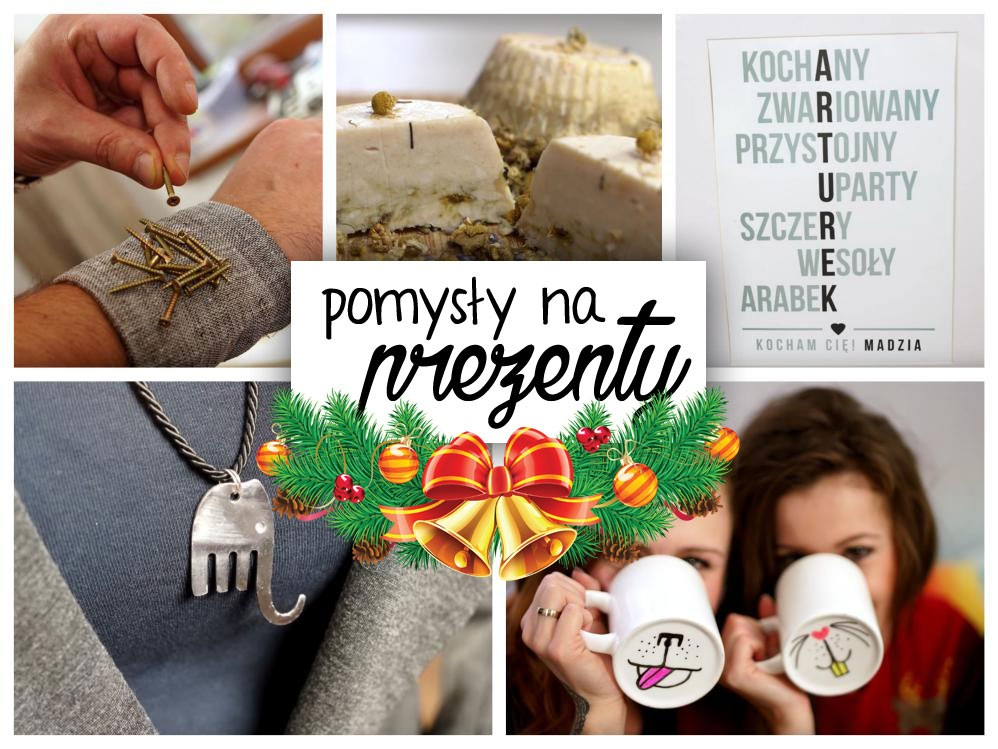 Pomysły na Świąteczne prezenty, które możesz zrobić samodzielnie!