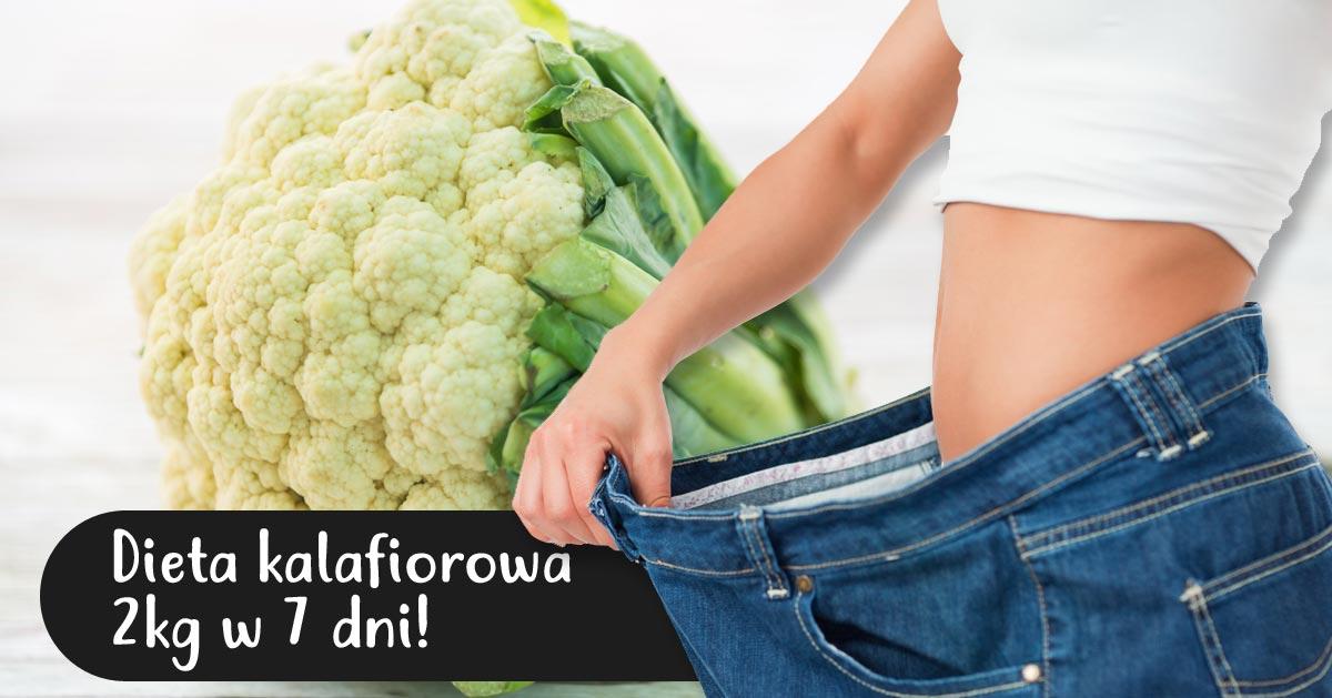 Dieta kalafiorowa czyli 2kg w 7 dni!