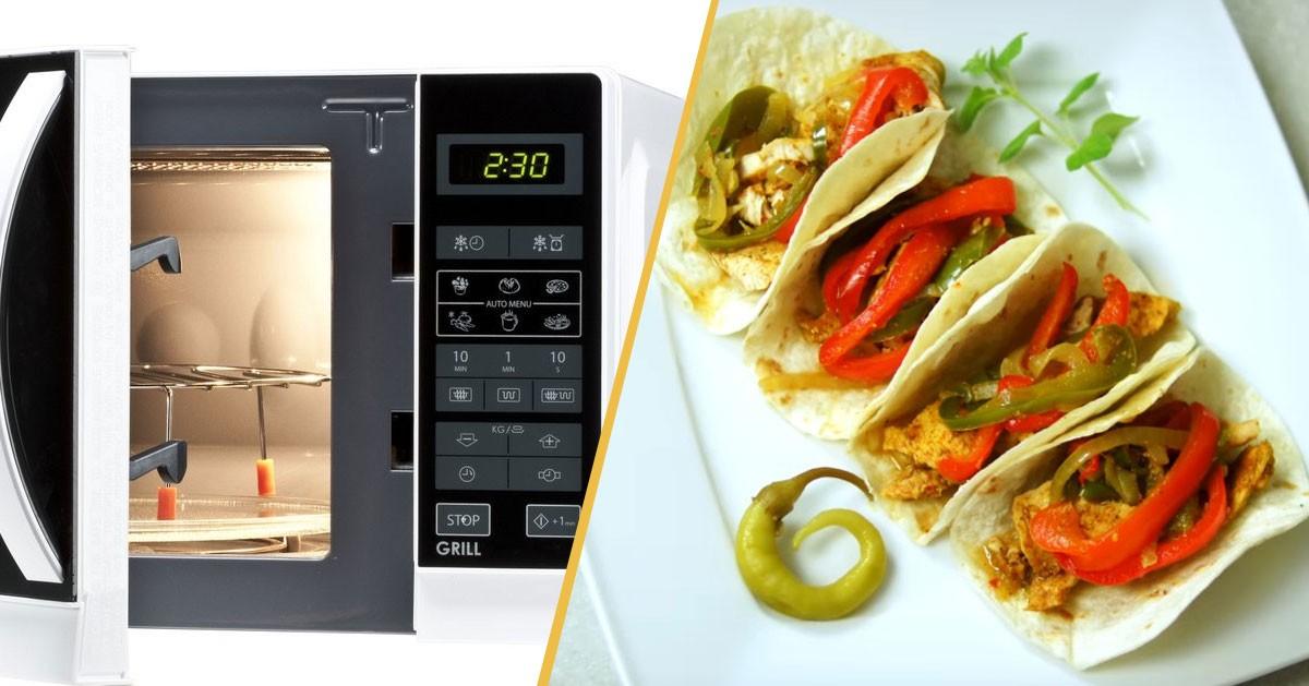 Nie lubisz gotować, albo nie masz czasu? Przepisy na potrawy, które zrobisz w mikrofalówce!