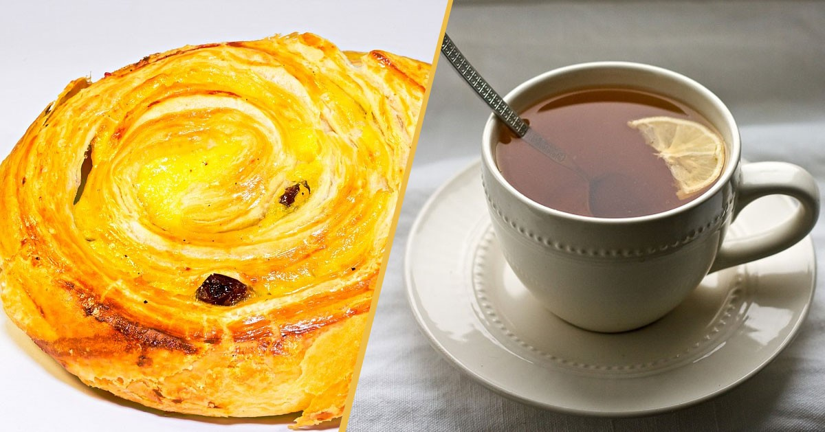 Drożdżówka z herbatą na śniadanie to zły pomysł!