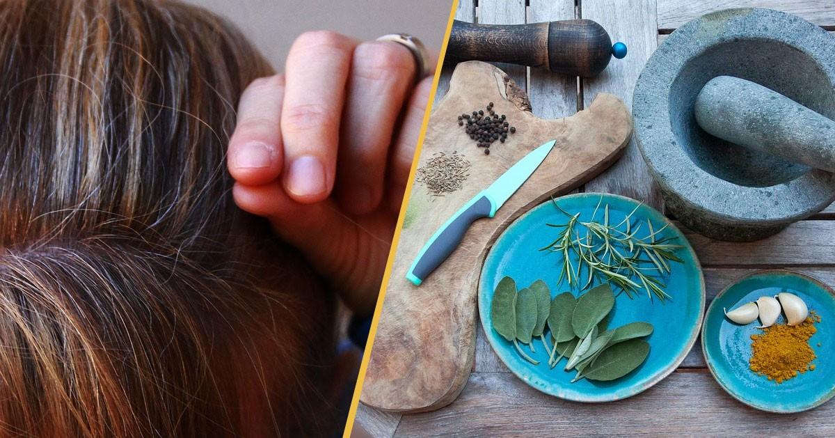 Zaczynają Ci siwieć włosy? Zobacz sprawdzone domowe sposoby!