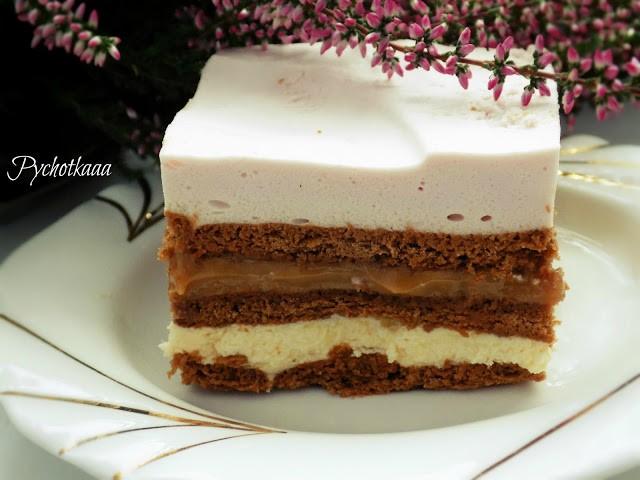 Kakaowiec ciasto bez pieczenia