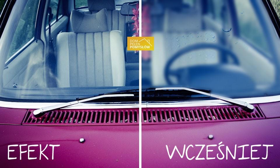 Jak chronić szyby w samochodzie przed zaparowaniem