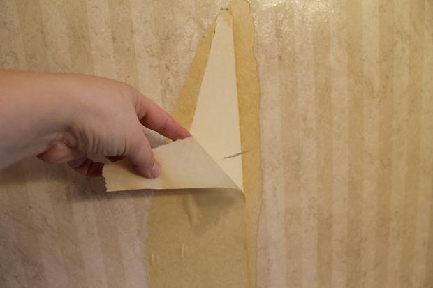 Jak zrywać starą tapetę – skuteczny sposób, dzięki któremu zerwanie tapety nie będzie problemem!