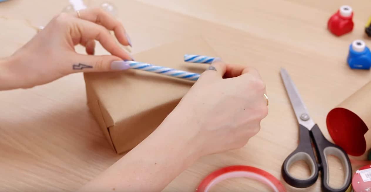 Zobacz jak zapakować prezenty lepiej niż robią to w sklepach!