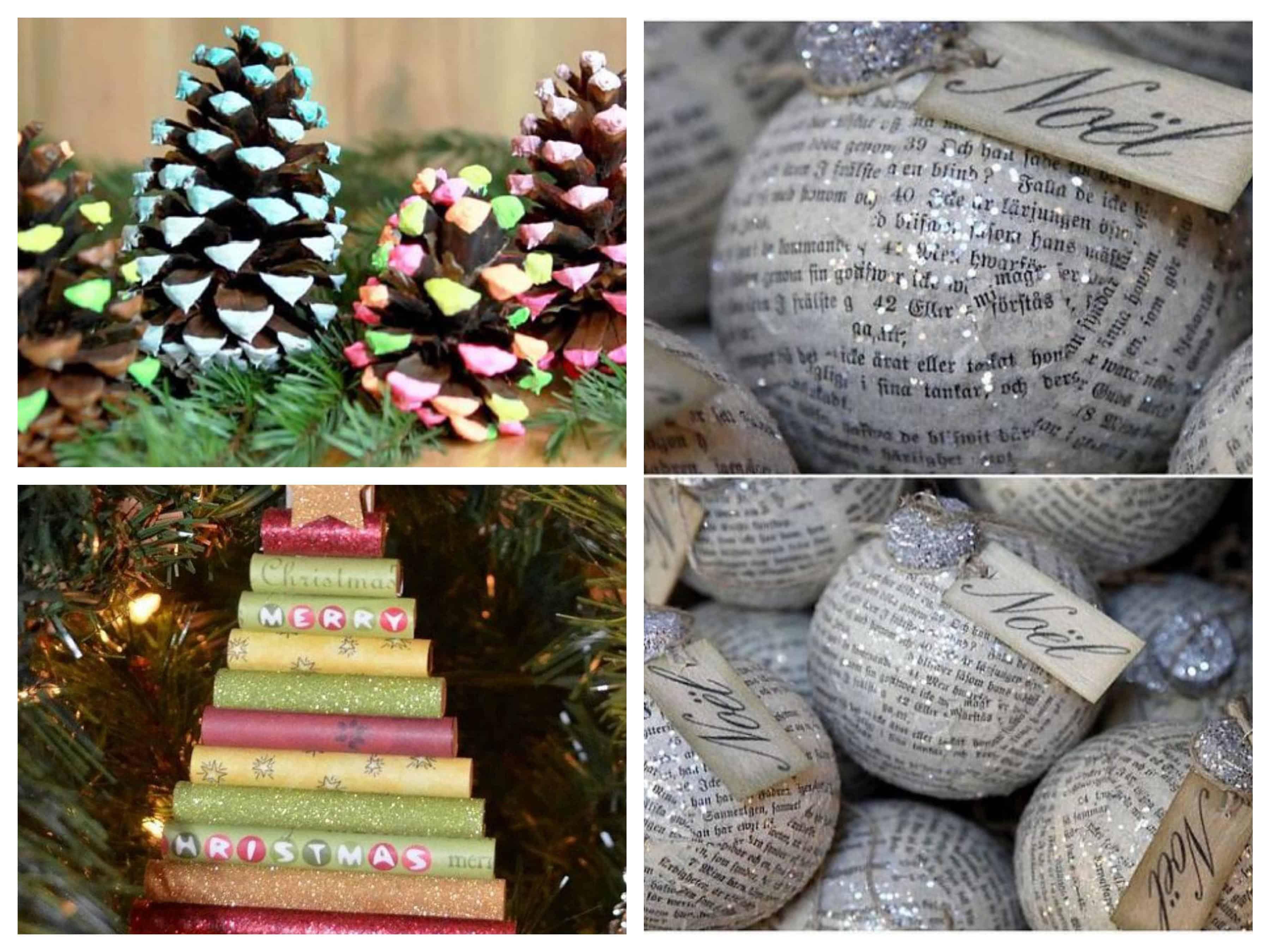 11 pomysłów na dekoracje na Boże Narodzenie do każdego domu