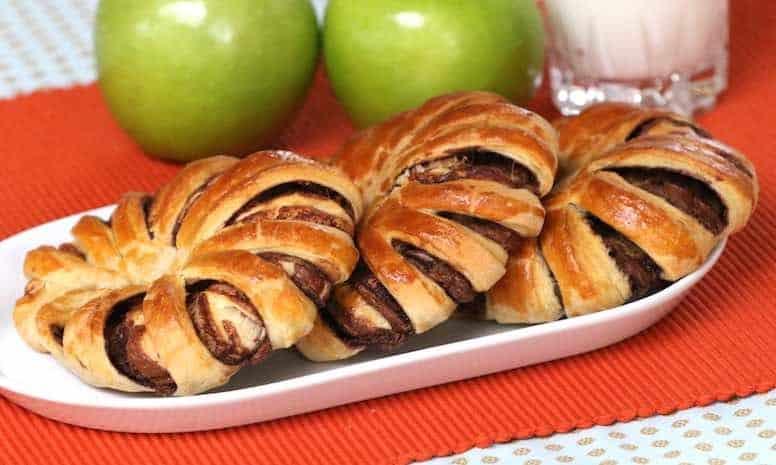 3 składnikowe słodkie bułki, których musisz spróbować!