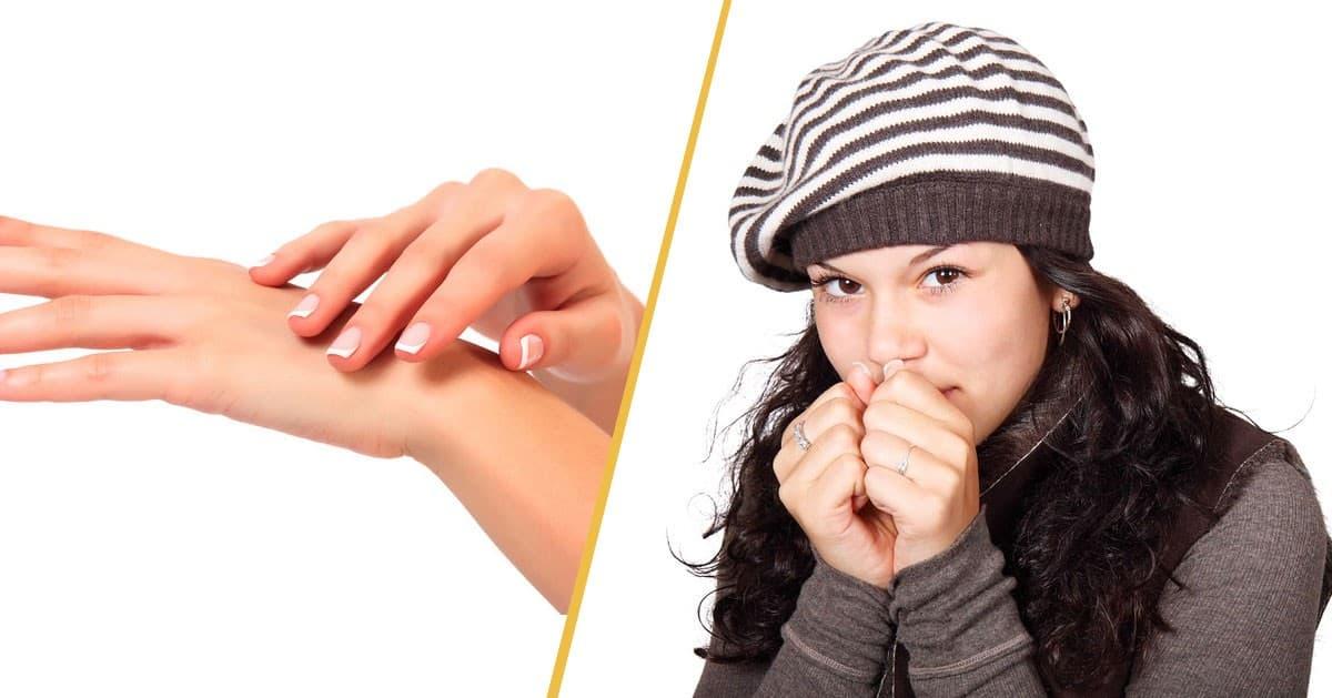 Jak dbać o skórę dłoni podczas zimy?