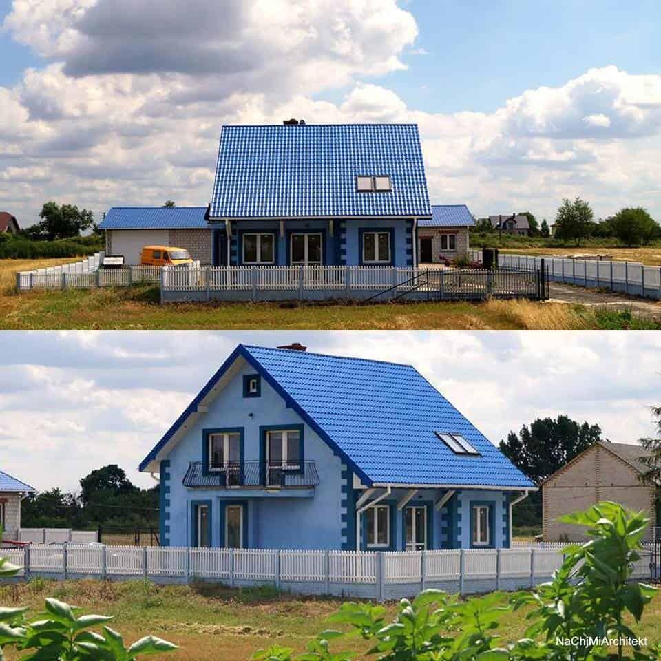 DomPelenPomyslow.pl Ludzie, którzy uznali, że podczas budowy domu nie potrzebują architekta