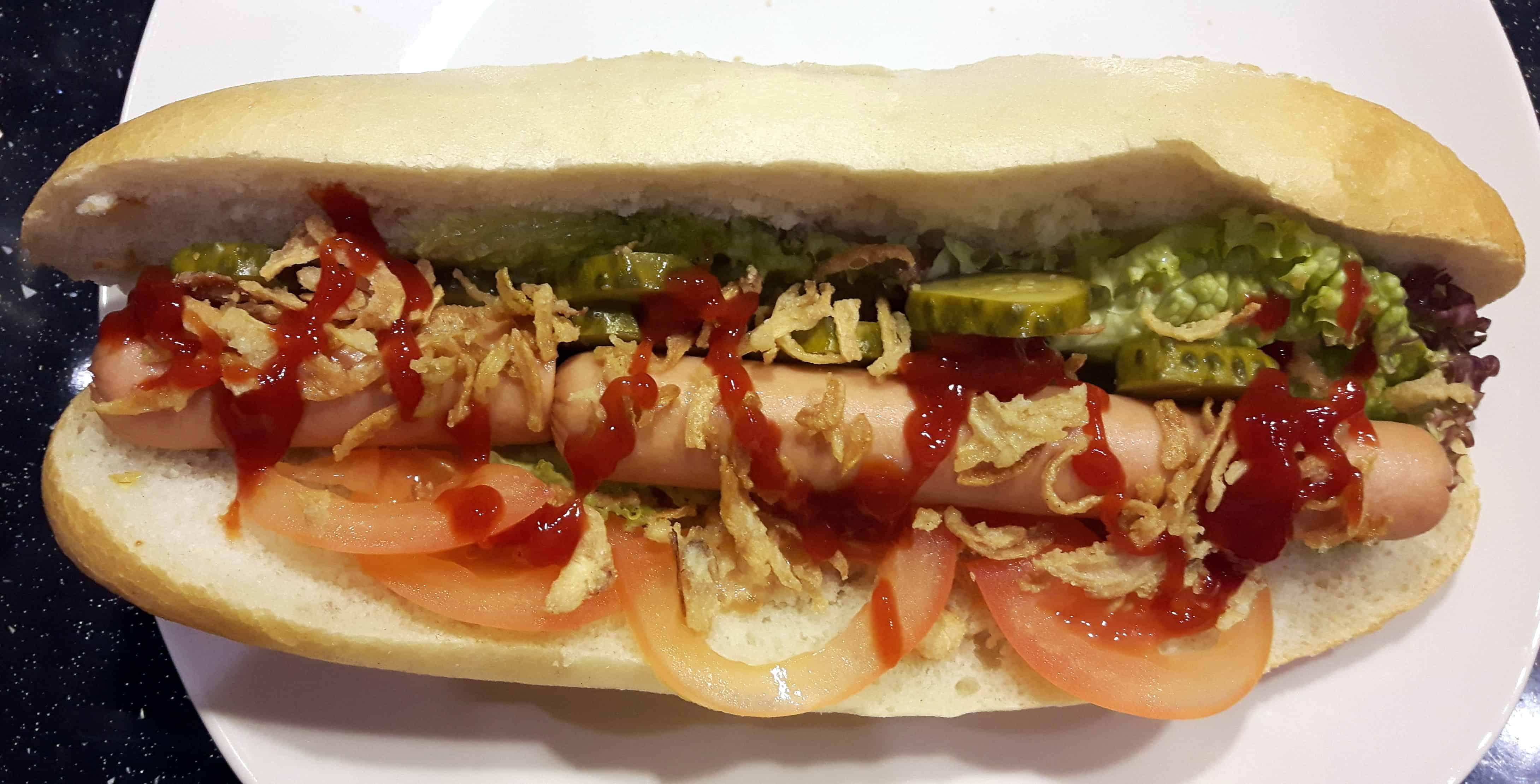 Domowe hot-dogi. Najlepszy przepis, musisz je wypróbować!