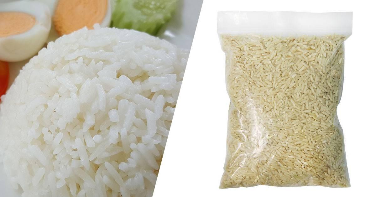 Bardzo mało osób pamięta o tym jedząc ryż, a to bardzo ważne!