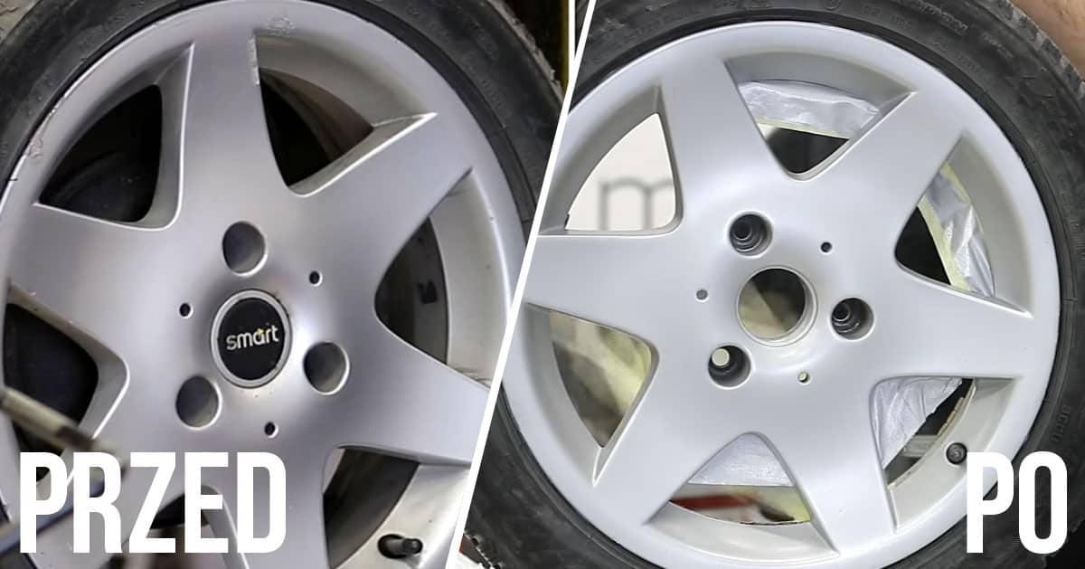 Renowacja felg samochodowych – krok po kroku