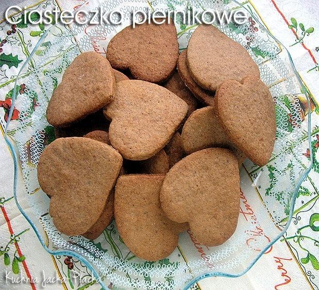 DomPelenPomyslow.pl Ciasteczka piernikowe