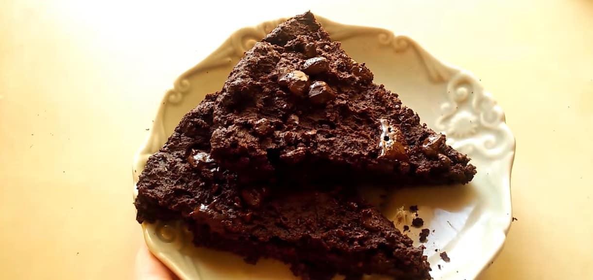Brownie jaglano fasolowe w wersji FIT. Wypróbuj ciastko, które nie pójdzie w boki :)