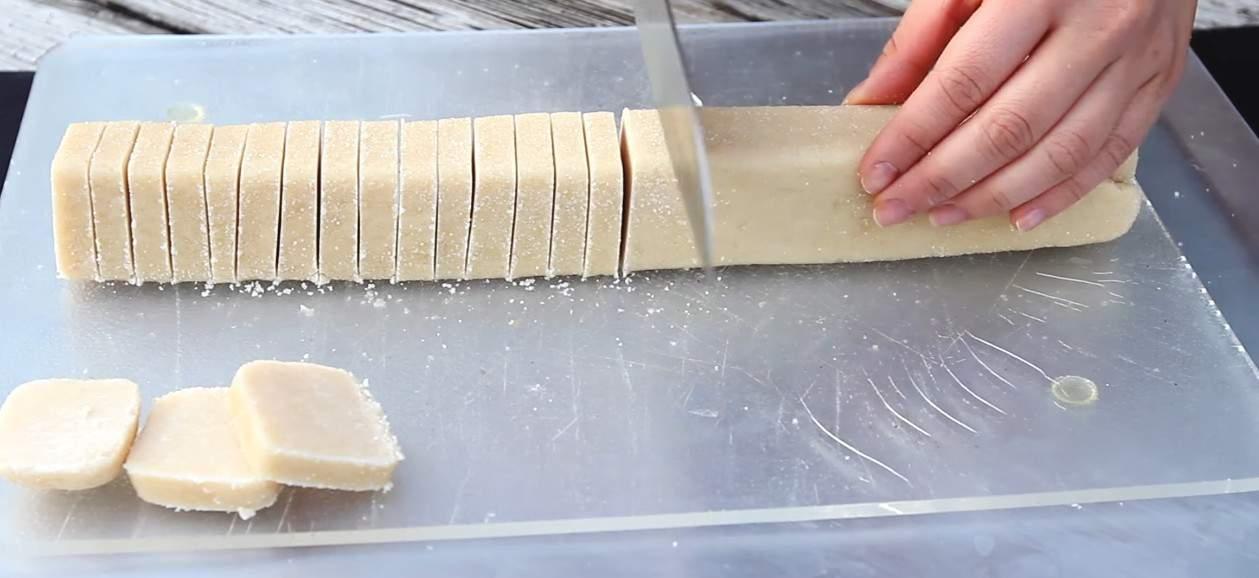 Szybkie ciasteczka z trzech składników. Coś co musi wypróbować każdy łasuch :)