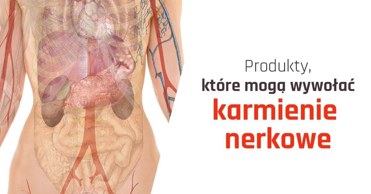 5 produktów, które mogą powodować powstawanie kamieni nerkowych