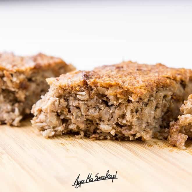 Zdrowe i słodkie ciasto kokosowe bez cukru