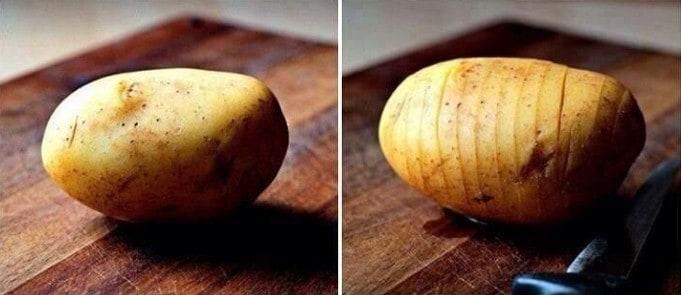 Pomysł na pyszne pieczone ziemniaki do obiadu – zaskocz wszystkich